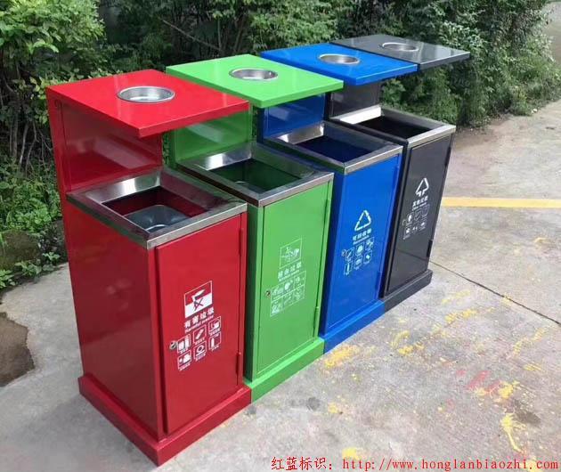 西安分类垃圾桶制作